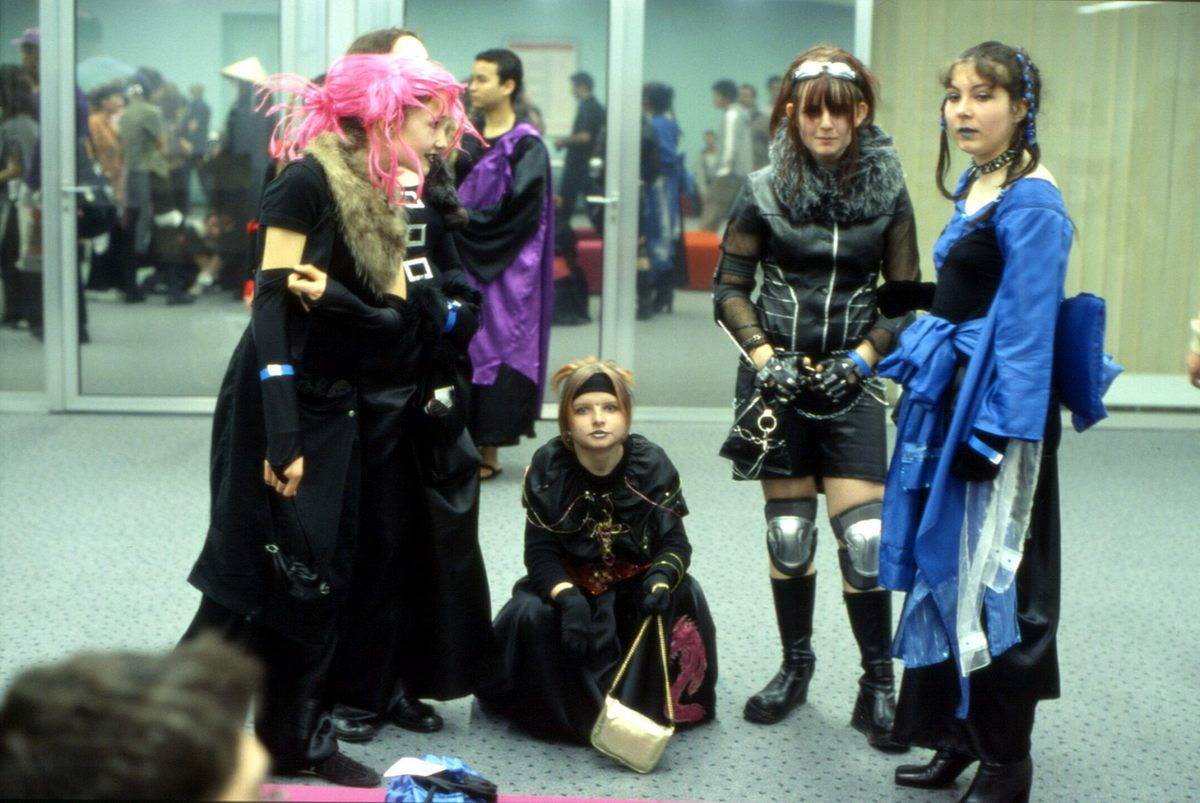 Gender, Cosplay, and Harassment: An Intersection